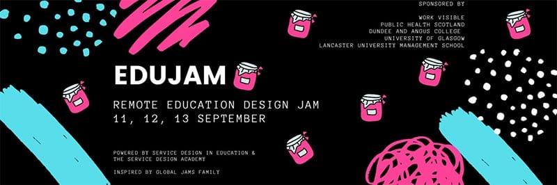 Edu Jam poster